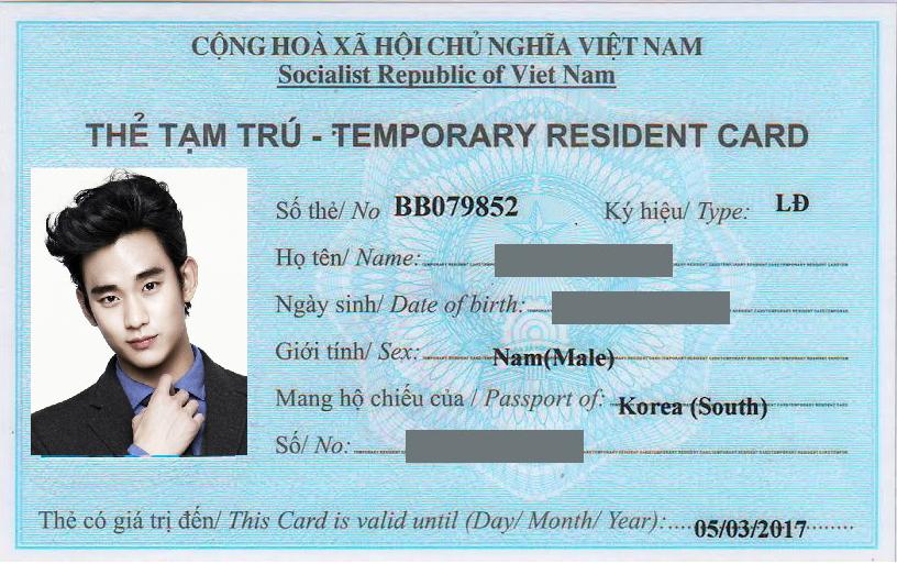 Thu tuc cap giay phep lao dong cho nguoi nuoc ngoai tai Viet Nam