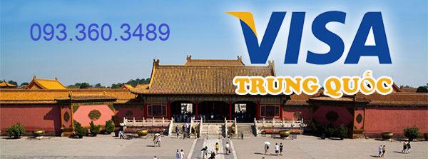 Cap lai visa Trung Quoc cho nguoi Viet di Trung Quoc ke 05/08/2020