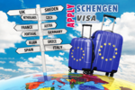 Huong dan chi tiet quy trinh tu xin visa Chau Au (Visa Schengen)